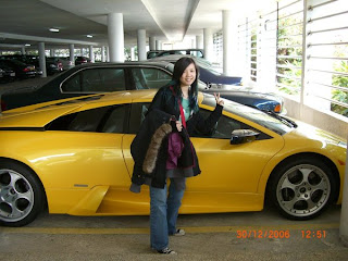 That Spur The Fastest Sweet Lamborghini