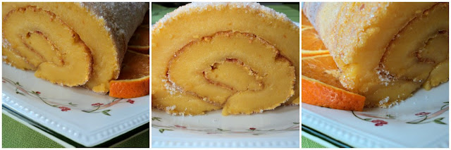 Pastel de naranja, torta de laranja receta casera