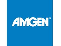 Logo firmy Amgen