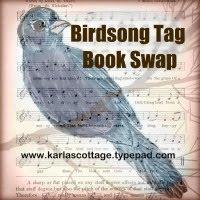 Karla's Birdsong Tag Swap