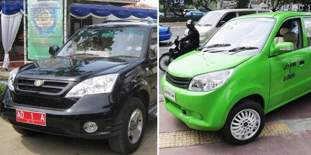 Yuk Kita Intip Perbedaan Mobil Esemka dan Mobil Listrik