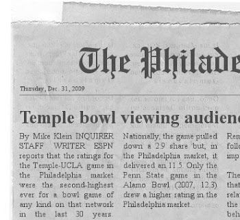 Temple delivers the Philly TV market