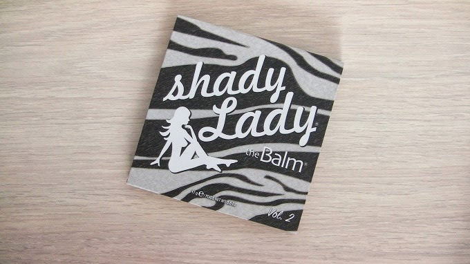 the balm shady lady vol 2 palette eyeshadow