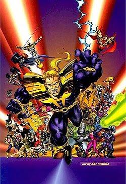 Ultraverse Comics