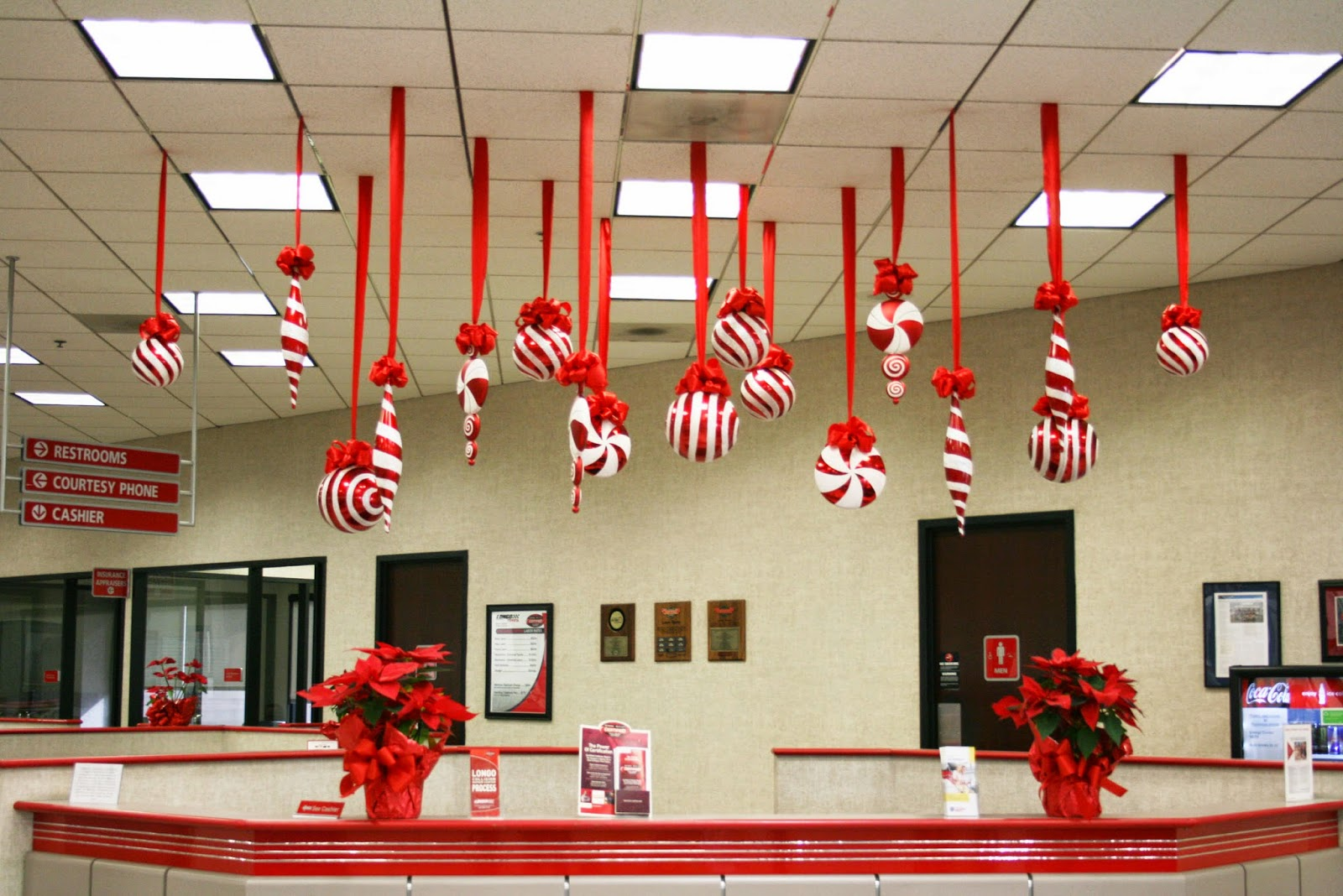 Christmas cubicle decorations office christmas decoration kanodsgn