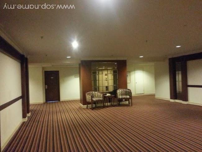 Berada di Hotel Avillion Legacy Melaka