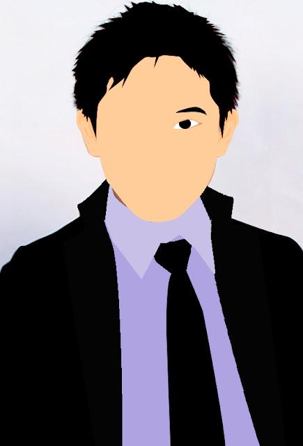vector17 Membuat foto jadi kartun vector