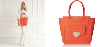 Zurich Milli Millu bag orange