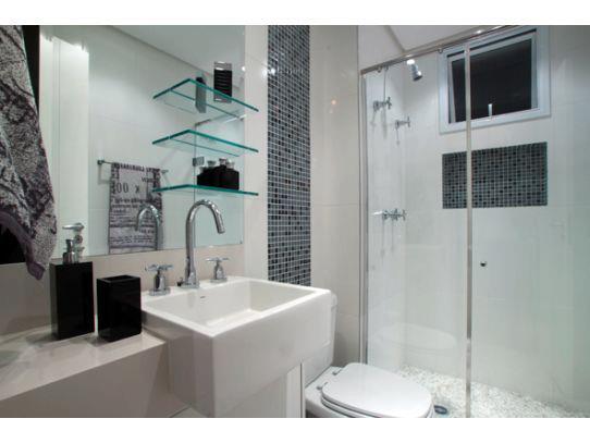 Amo Meu Ape Banheiro -> Banheiro Pequeno Oq Fazer