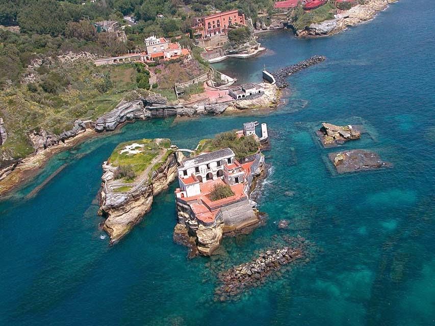 острова италия