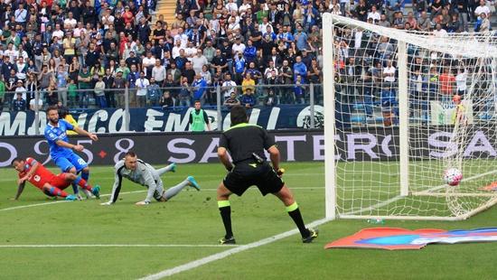 Empoli 2 x 2 Napoli - Campeonato Italiano(Calcio) 2015/16