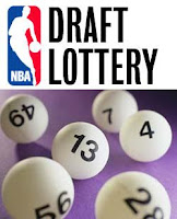 NBA draft lottery odds and ends