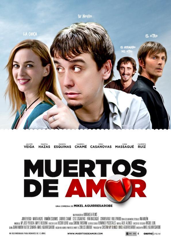 Muertos de amor (2012)