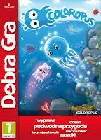 Dobra Gra: okładka Coloropus