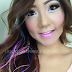 Feather Hair Extensions, Ombre, Neon, Colorful!