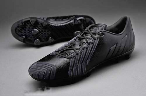 Adidas Predator Instinct FG Black and White Edition