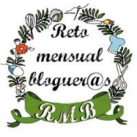RETEO MENSUAL BLOGUERAS