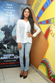 Sushma Raj glam pics at maaya premier 025