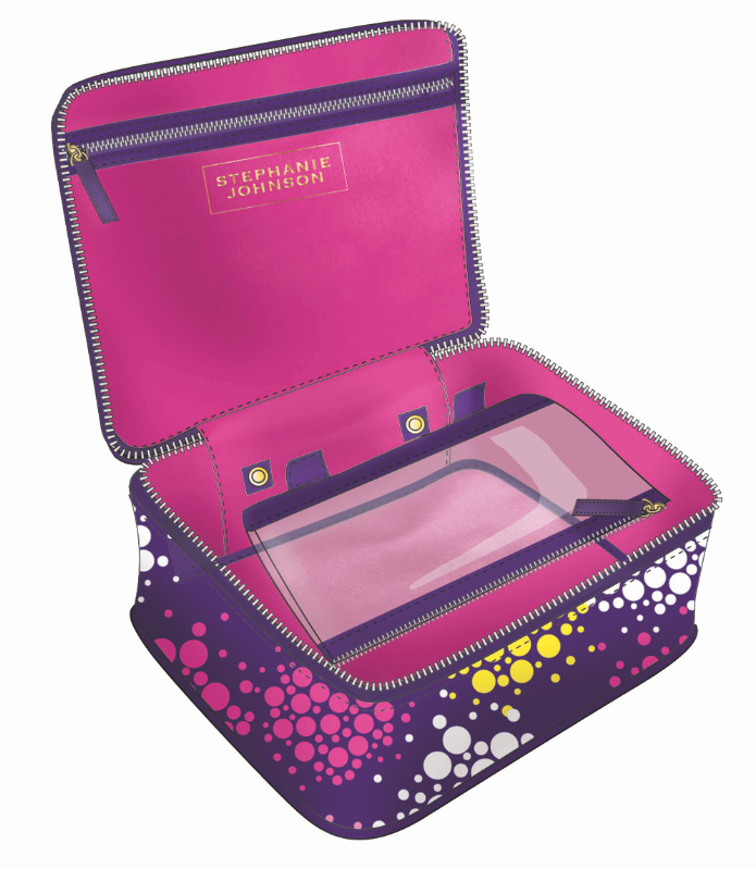 Sport Brand Tampon Users Who Mail In Two Specially Marked Packages Of Playtex Will Receive An Exclusive Stephanie Johnson Cosmetic Bag Worth 45