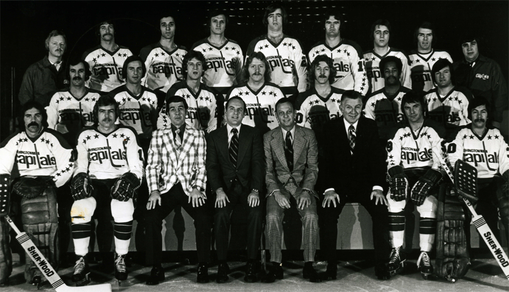 1975 Washington Capitals