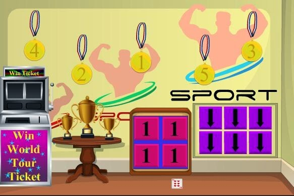 EnaGames Sports Room Esc…