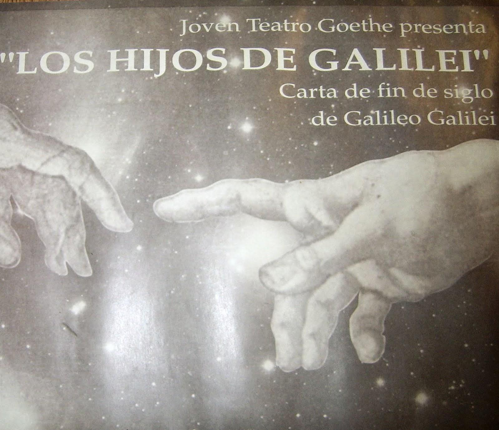 .Los hijos de Galilei