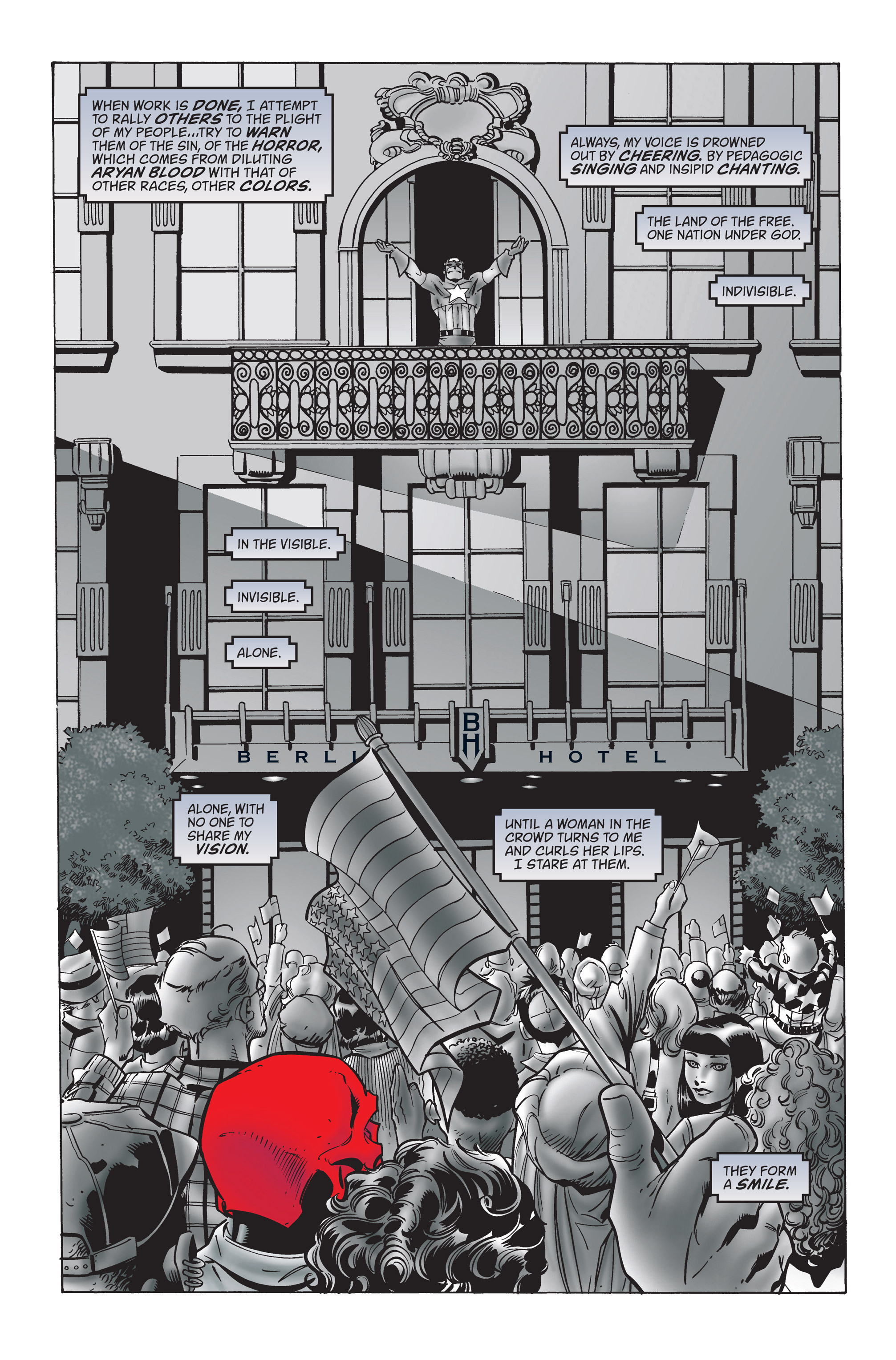 Captain America (1998) Issue #14 #20 - English 12