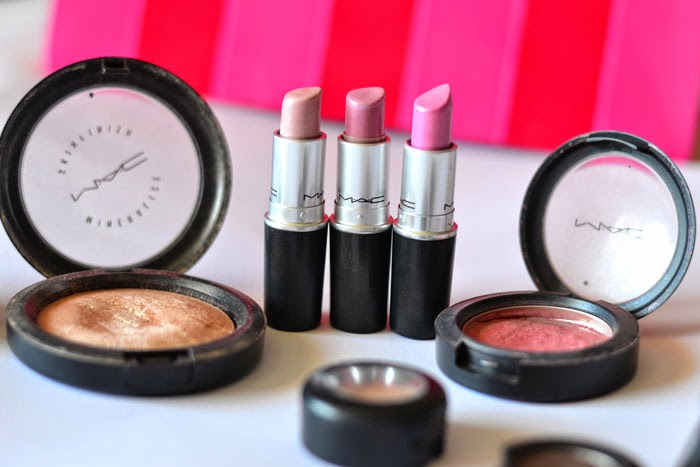 Spring make up favourites by MAC