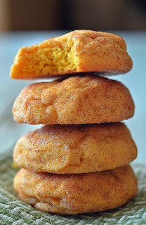 Picture+41 CIY: Pumpkin Snickerdoodle Cookies