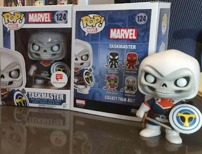 Walgreens Exclusive Spider-Man Pop! Marvel Series 2 by Funko - Taskmaster Vinyl Figure