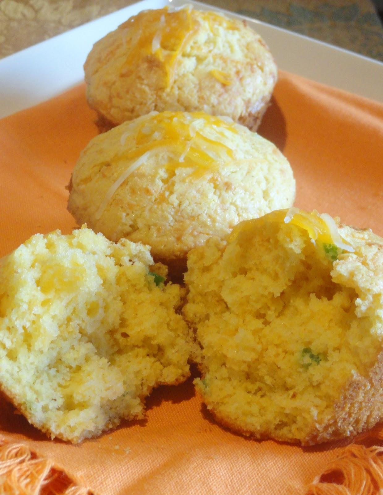 Corn And Cheddar Muffins Recipes — Dishmaps