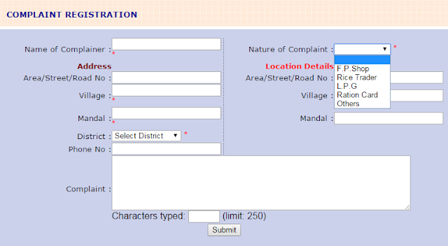 L.P.G complaints and consumer complaints website image3