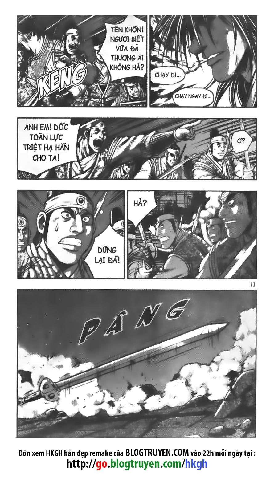 Hiệp Khách Giang Hồ chap 340 page 12 - IZTruyenTranh.com