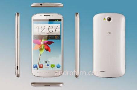 ZTE N919D, Spesifikasi HP Android RAM 1 GB Harga 1,4 Juta