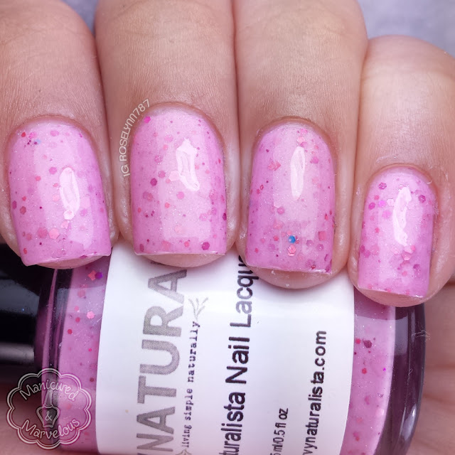 Savvy Naturalista - Smash That Tutti Pink
