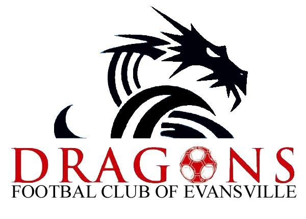 Dragons Football Logo