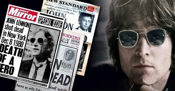 Η Δολοφονία του John Lennon