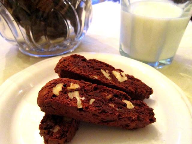 The Italian Next Door: Double Dark Chocolate and Ginger ...