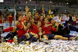 HOCKEY PATINES-España masculina junior se consagra campeona Mundial