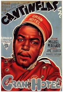 Cantinflas Gran Hotel (Gran Hotel) (1944) Español Latino