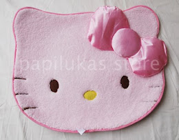 Keset Kaki Hello Kitty