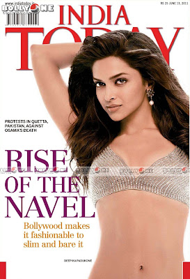 deepika padukone hot & sexy photoshoot on india today magazine june 2011