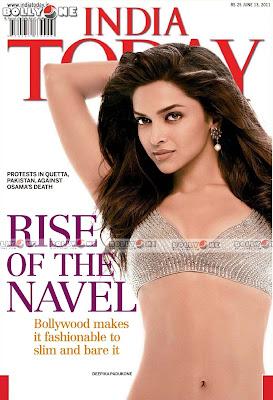 deepika padukone hot & sexy photoshoot on india today magazine june 2011