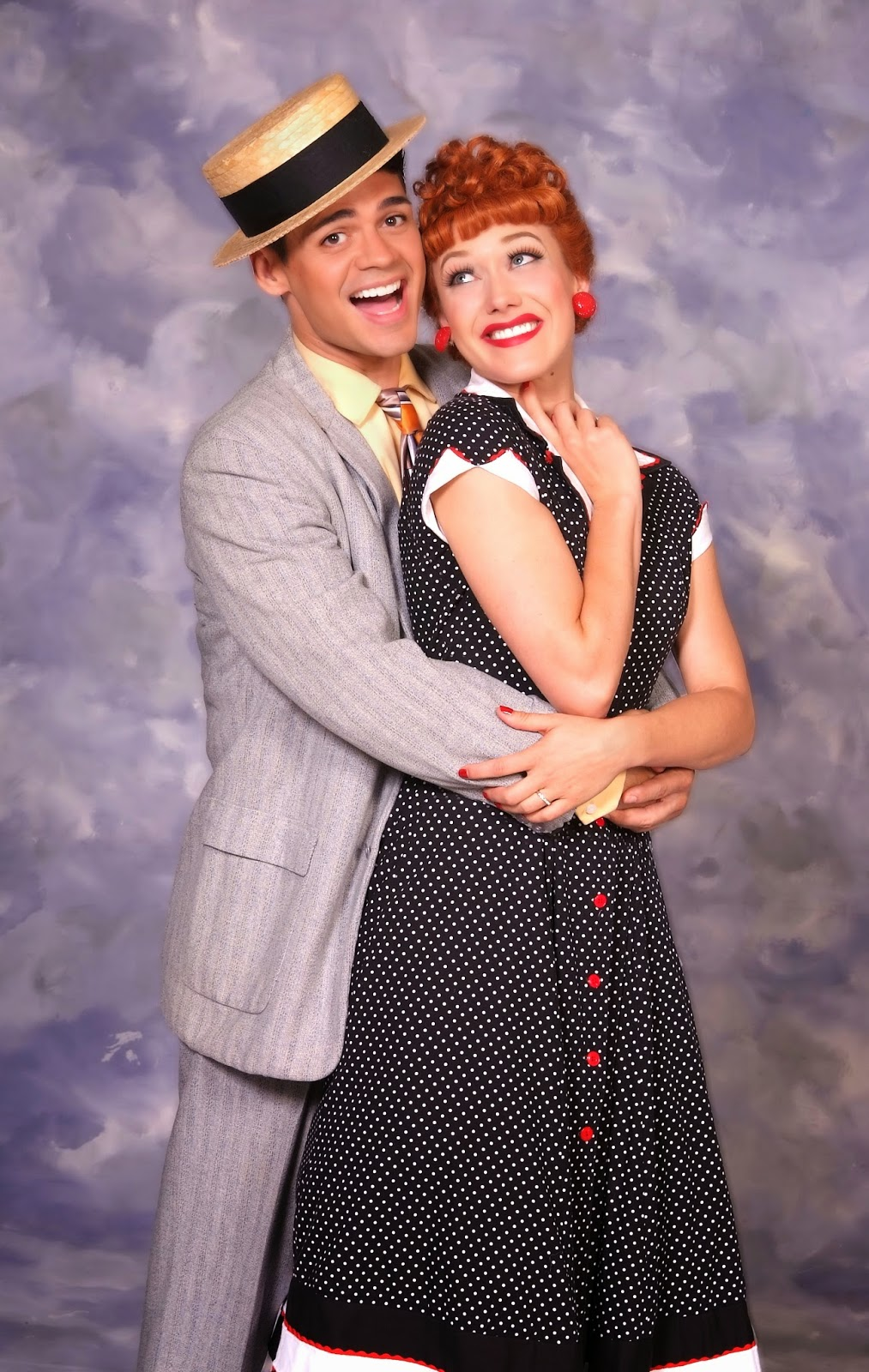 National Tour Of I Love Lucy Live On Stage Makes Its