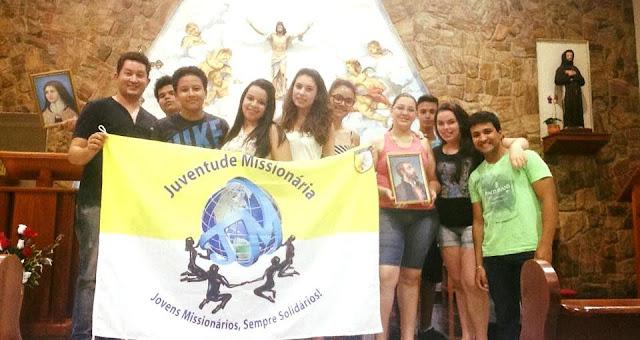 JM de Mogi Guaçu realiza encontros da Jornada do Jovem Missionário