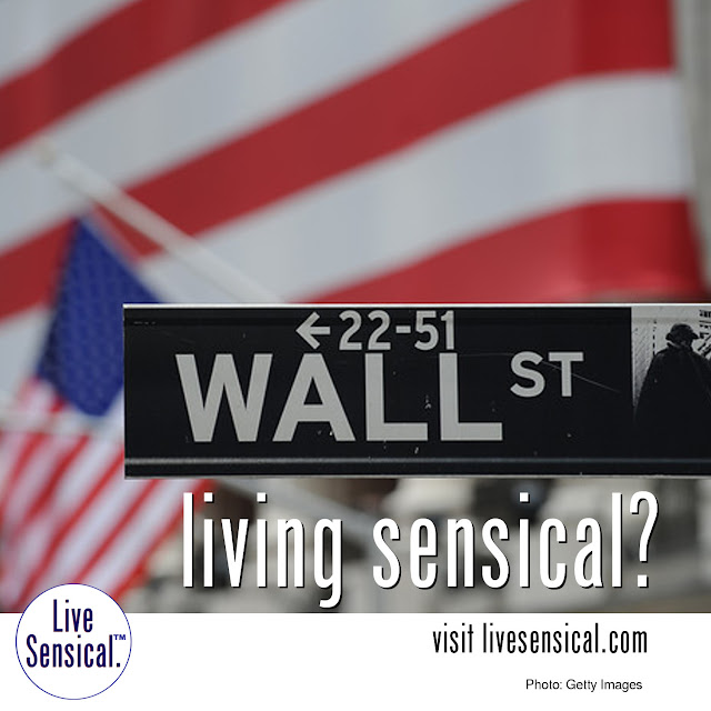 Wall Street shut down trading today with no notice. Said a computer crashed. Economy didn't notice. Visit livesensical.com