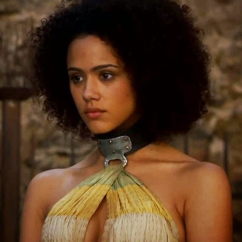 Nathalie Emmanuel: World most Sexiest 100 woman ranking #76