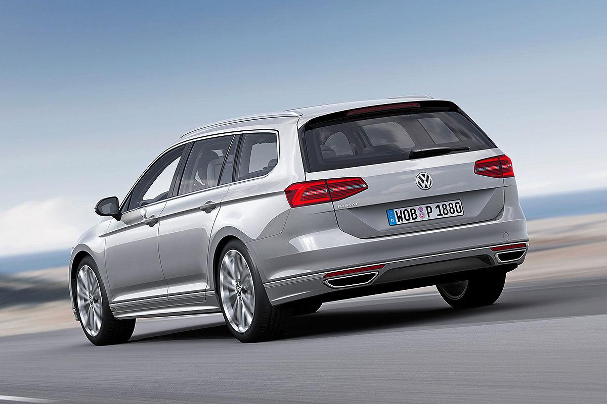 Novo Volkswagen Passat 2015: fotos e especificações oficiais | CAR ...