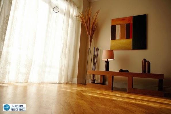 Coloca una cortina en un ambiente de tu casa