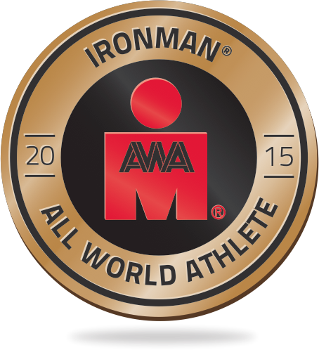 Ironman Bronze All-World Athlete